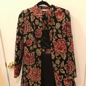 Alice + Olivia Brocade coat